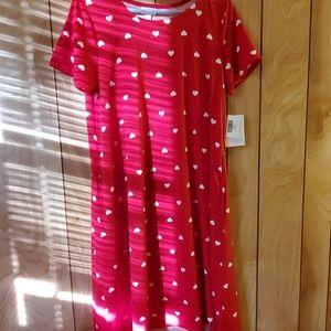 NWT Lularoe Jessie Dress size M